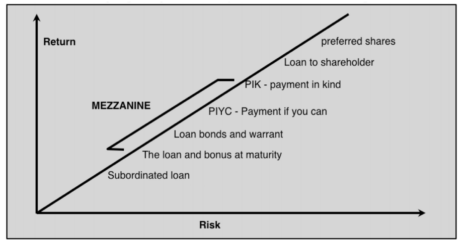 Selected Determinants of Mezzanine Financing in Poland
